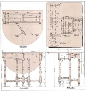 Gate-leg table 5